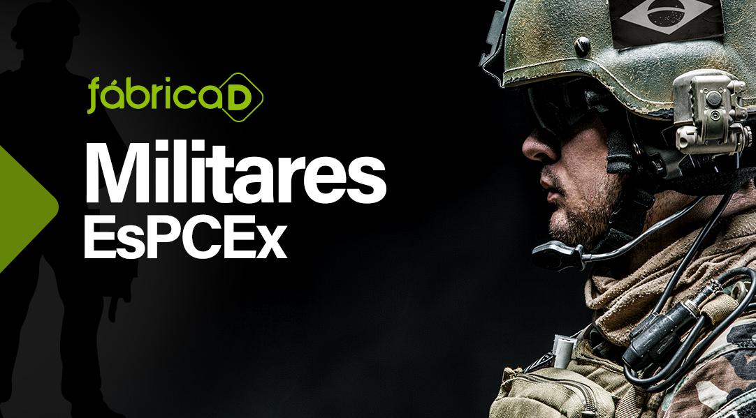 ESPCEX 2021 - FÁBRICA DE MILITARES ( ACESSO POR UM ANO)