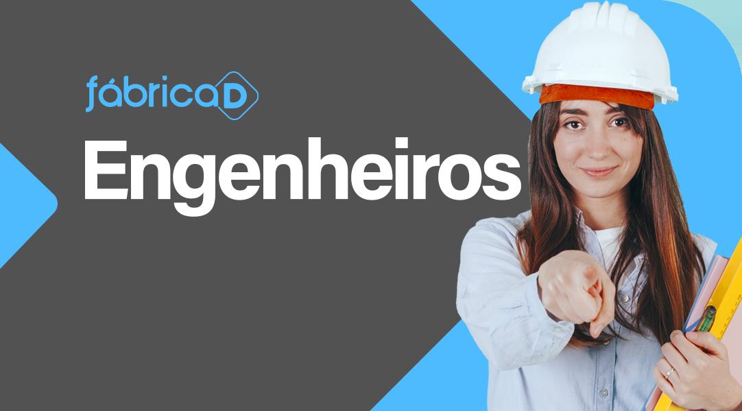 FÁBRICA DE ENGENHEIROS (Enem + Específicas de Engenharia e Economia)